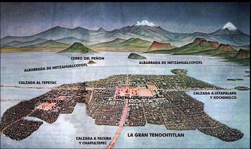 Mat of Tenochtitlan